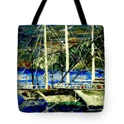 Time To Sail  Tote Bag