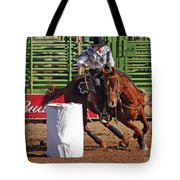 Time To Sprint Tote Bag