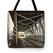 Time Travel 2 Tote Bag