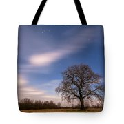 Time Traveler Tote Bag by Davorin Mance