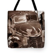 Time Traveler Pennsylvania Ave Wilkes Barre Pa Tote Bag