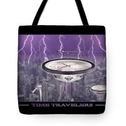 Time Travelers Tote Bag by Mike McGlothlen