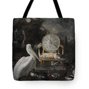 Time Waits For No One Tote Bag by Terry Fleckney