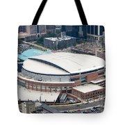 Time Warner Cable Arena Tote Bag
