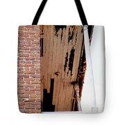Time Worn Tote Bag