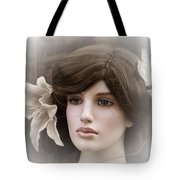 Timeless Beauty 2 Tote Bag