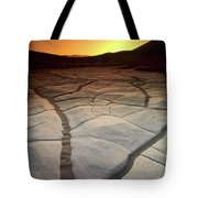 Timeless Death Valley Tote Bag