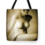 Timeless Form Of Beauty Tote Bag