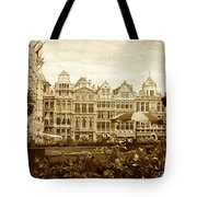 Timeless Grand Place Tote Bag by Carol Groenen