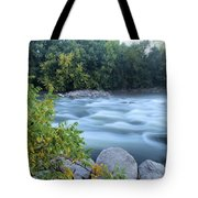Timeless Raindrops Tote Bag