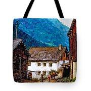 Timeless Watercolor Tote Bag