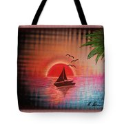 Timeout Vision Tote Bag
