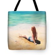 Times Of Refreshing Tote Bag