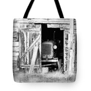 Time's Passing Tote Bag