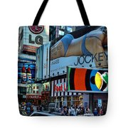 Times Square Energy Tote Bag