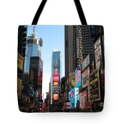 Times Square - New York I Tote Bag