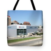 Times Union Center Tote Bag