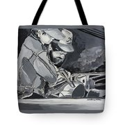 Timing Is Everything - Father Son Art Tote Bag