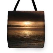 Timothy Lake Mysterious Sunrise 2 Tote Bag