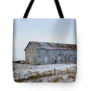 Tin Barn Color  Tote Bag