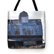 Tin Grainery Tote Bag