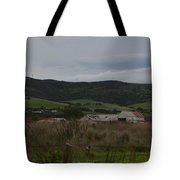 Tin Sheds Tote Bag