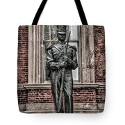 Tin Soldier - Human League On Broad Street Tote Bag