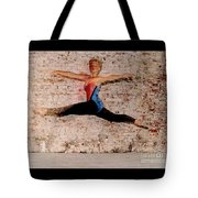 Shelly Ballet Jump Tote Bag