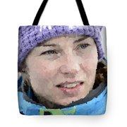 Tina Maze Tote Bag