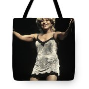 Tina Turner Tote Bag