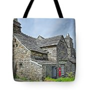 Tintagel Post Office  Tote Bag