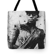 Tintype Woman, C1875 Tote Bag
