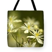 Tiny And Delicate Tote Bag