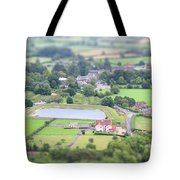 Tiny Country Tote Bag