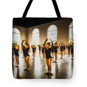 Tiny Dancers Tote Bag