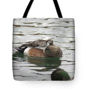 Tiny Duck Cleaning 1 Tote Bag