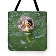 Tiny Duckling Tote Bag