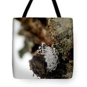 Tiny Flake Tote Bag