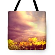 Tiny Flowers Tote Bag by Bob Orsillo