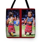 Tiny Jingle Dancer Tote Bag