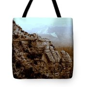 Tiny People Tote Bag
