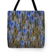 Tiny Ripples Background Tote Bag