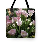 Tip Toe Through The Tulips Tote Bag