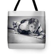 Tiphanie Model Tote Bag