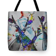 Tippy Tulips Tote Bag