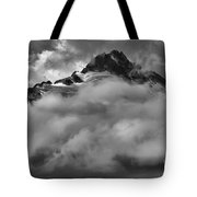 Tips Of The Tantalus Tote Bag
