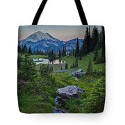 Tipsoo Meadows Tote Bag