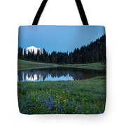 Tipsoo Morning Meadows Tote Bag