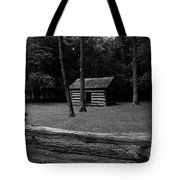 Tipton Place In Cades Cove Tote Bag