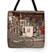 Tire And Battery Service Tote Bag